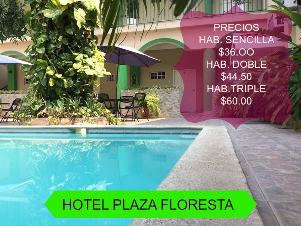 hotel plaza floresta precios