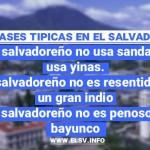 frases que usan los salvadoreños