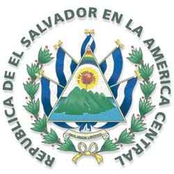 Escudo de El salvador color suave
