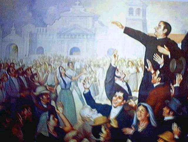 Celebración de la independencia