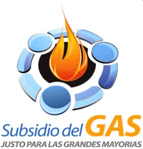 Subsidio de gas el salvador