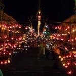 Thumbnail Fiesta de los farolitos Luces y diversión en Ahuachapán