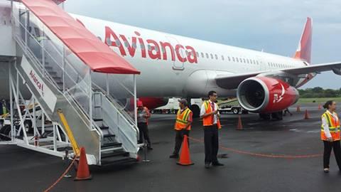 Vistas areas de la llegada a El Salvador (6)
