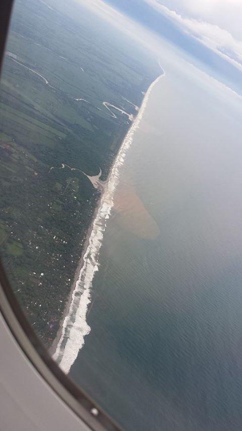 Vistas areas de la llegada a El Salvador (7)