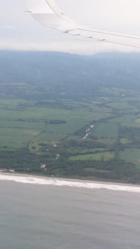 Vistas areas de la llegada a El Salvador (8)