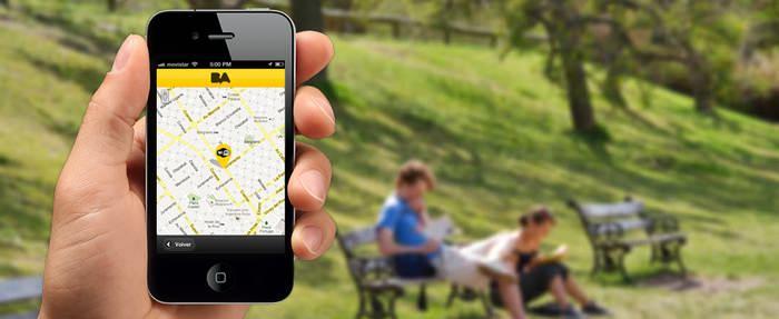 Wifi gratis en parques