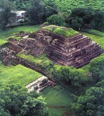 Sitios Arqueológicos en El Salvador