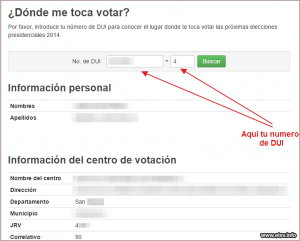 Thumbnail Consulta donde me toca votar este 2018 – El Salvador