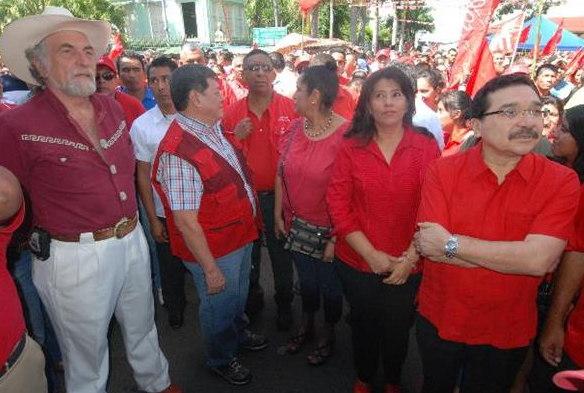 Alcaldías Ganadas por el FMLN (Elecciones 2015)