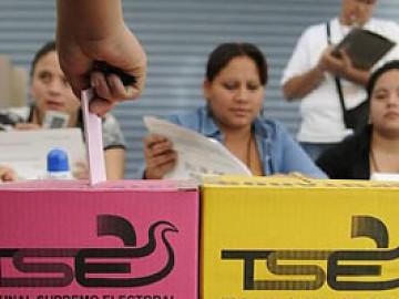 Resultados de las elecciones en El Salvador 1º Marzo 2015