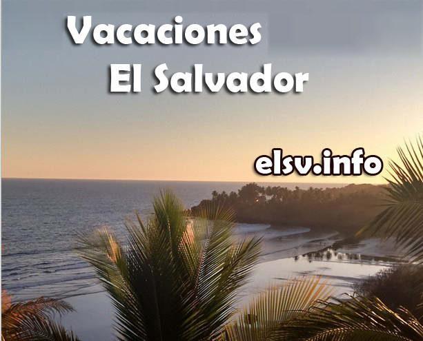 Vacaciones 2015 El Salvador