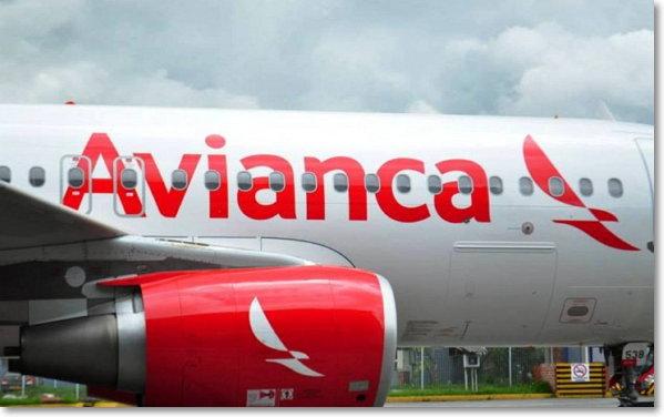 Avianca El Salvador Imagenes