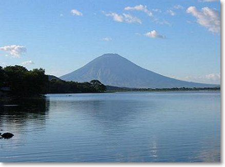 Laguna de Olomega  El Salvador Imagenes