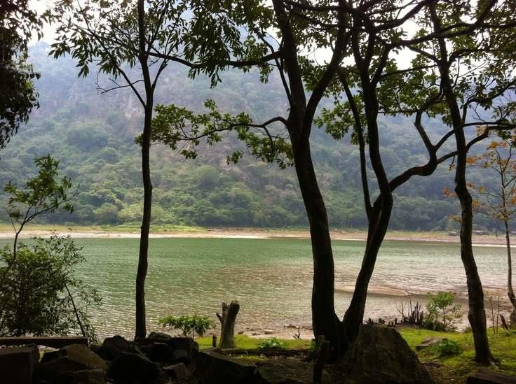 Laguna de alegria en usulutan El Salvador