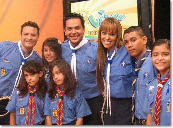 Scouts de El Salvador