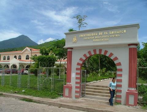 En la imagen UES San Salvador