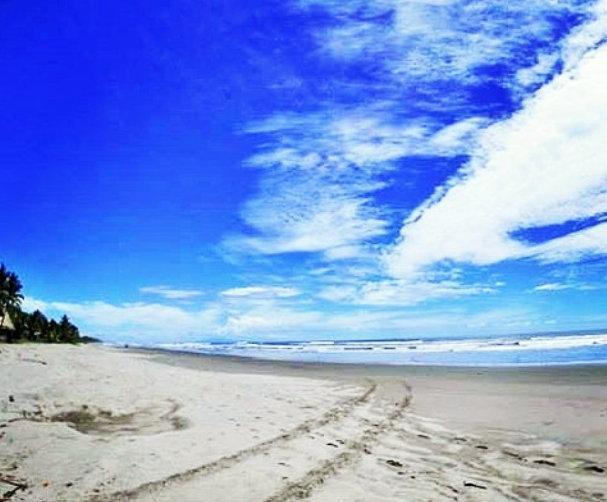 Playa el cuco San Miguel