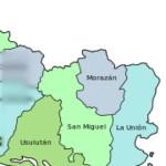 Thumbnail Departamentos del Oriente de El Salvador