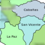 Thumbnail Departamentos de Zona paracentral de El Salvador