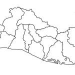 Thumbnail Mapa de El Salvador En Grande para Imprimir