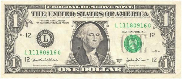 Moneda de El Salvador el dolar