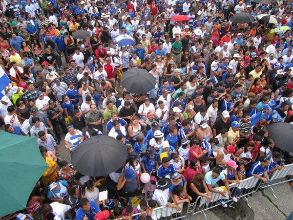 Población Salvadoreña en Números