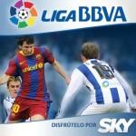 Thumbnail Ver Liga española El Salvador por Sky