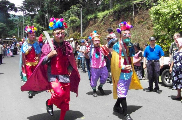 Tradiciones de El Salvador