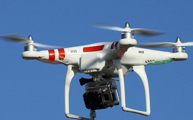 Drones En El Salvador