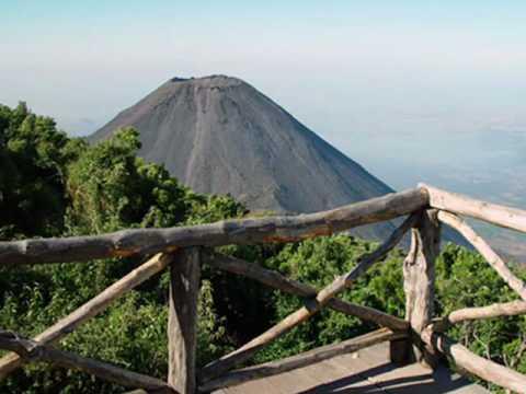 montañas más hermosas del El Salvador