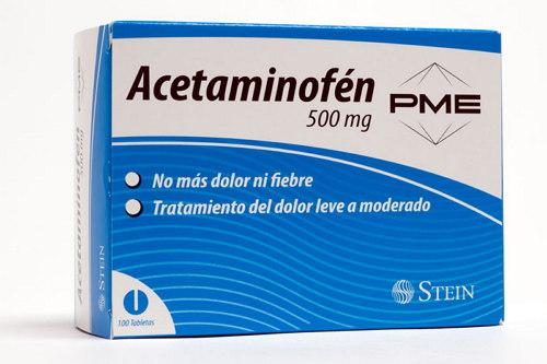 Acetaminofen imagen