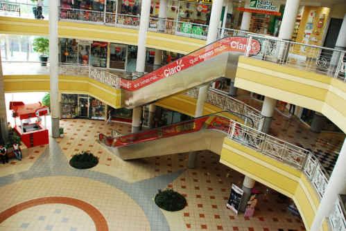 Centros comerciales en San Salvador