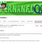 Thumbnail Youtubers Salvadoreños que tienen más suscriptores