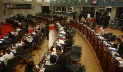Presupuesto de la Nación en El Salvador