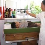 Thumbnail Critica el servicio de Salud de El Salvador