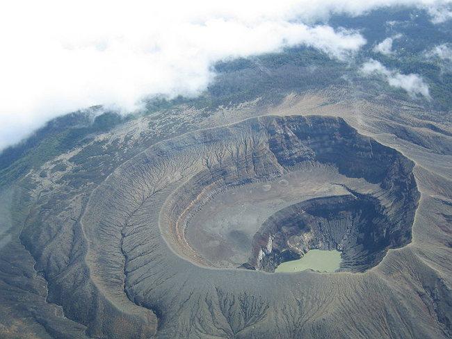 imagenes de volcanes de El Salvador