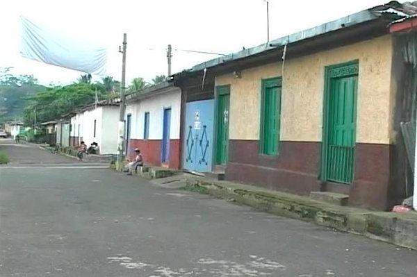 Tamanique, El Salvador
