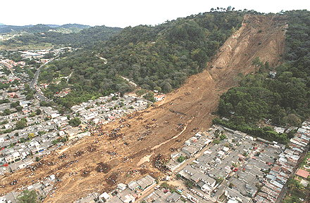Terremotos en El Salvador 2001