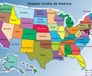 Cuantos estados tiene Estados Unidos