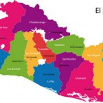 Thumbnail Territorio de El Salvador en kilómetros
