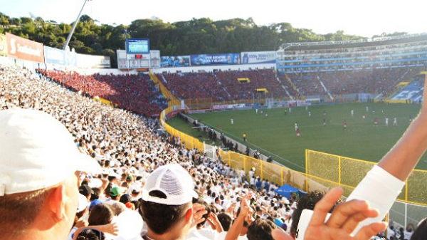 Liga mayor de fútbol de El Salvador