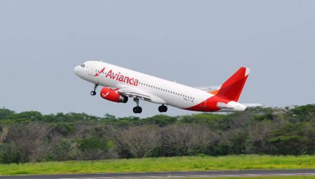 Vuelos a El Salvador avianca