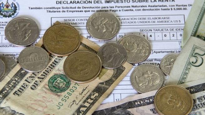 Lista de impuestos en El Salvador