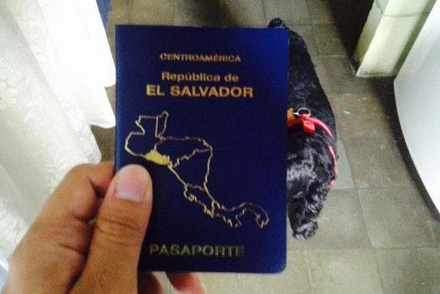 Tramitar la visa en El Salvador