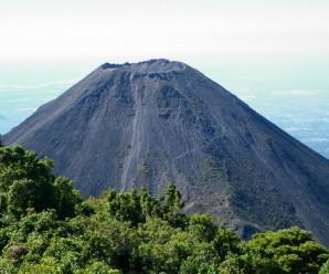 Ruta de Los Volcanes en El Salvador