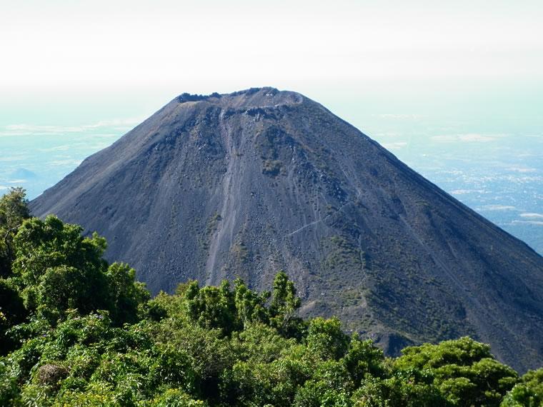 Ruta de los volcanes en el salvador for America todo un inmenso jardin eso es america