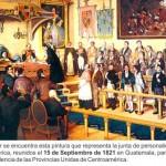 Thumbnail Acta de Independencia de El Salvador
