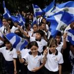 Thumbnail Celebración de la independencia en El Salvador