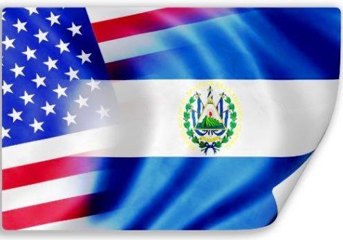 bandera-de-el-salvador-y-estados-unidos-5