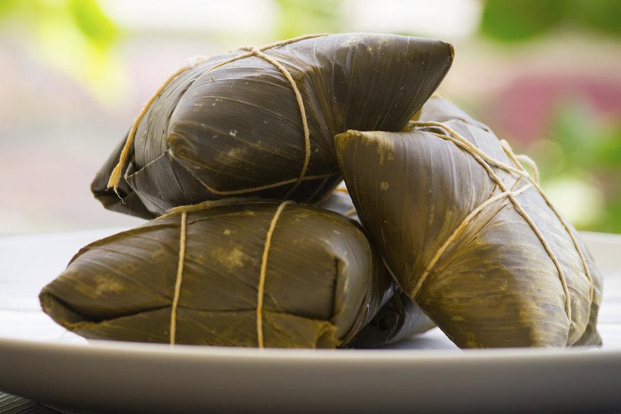 tamales-pisques